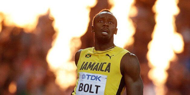 Athletics - World Athletics Championships – men's 100 m final – London Stadium, London, Britain...