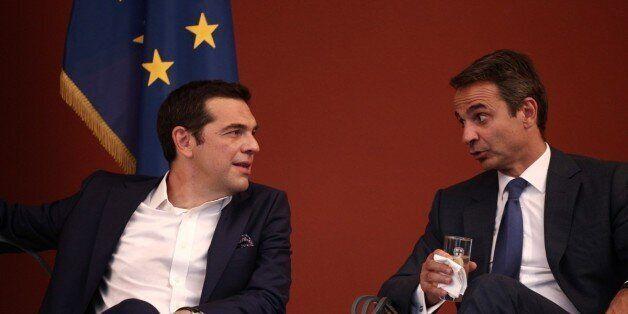 ΝΔ: Οι πάντες γνωρίζουν τον θαυμασμό του κ. Τσίπρα για το καθεστώς