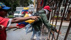 Βενεζουέλα: Κινητοποιήσεις της αντιπολίτευσης κατά της ανάληψης καθηκόντων της νέας Συντακτικής