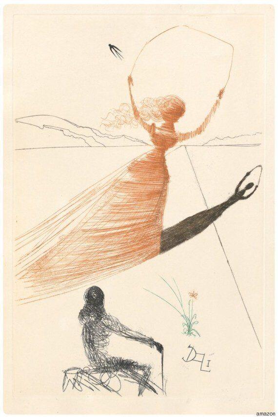 Οι σπάνιες γκραβούρες του Salvador Dali για την «Αλίκη στη Χώρα των Θαυμάτων» είναι πλέον διαθέσιμες...