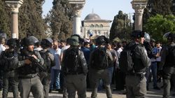 Συγκρούσεις μεταξύ Παλαιστινίων και της Ισραηλινής αστυνομίας στην Πλατεία των