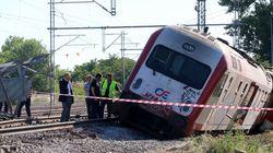 Κλειστή η σιδηροδρομική γραμμή Αθηνών- Θεσσαλονίκης, λόγω εκτροχιασμού τρένου κοντά στον