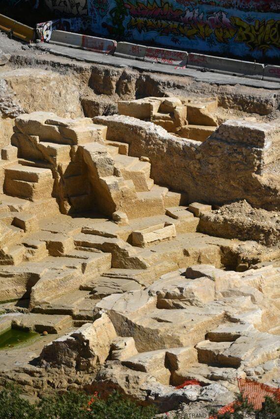 Αρχαίο ελληνικό λατομείο στη Μασσαλία χαρακτηρίζεται ιστορικό μνημείο, μετά την κινητοποίηση των