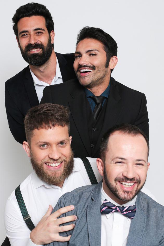 Tiago, Marcell, Renato e Bolacha brilham no