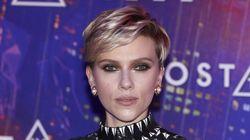 Η Scarlett Johansson κάνει διακοπές στη