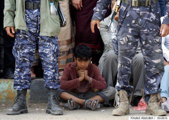 Εκτέλεσαν δημόσια τον βιαστή 3χρονου κοριτσιού στην Υεμένη. «Τώρα νιώθω ήρεμος», λέει ο πατέρας του