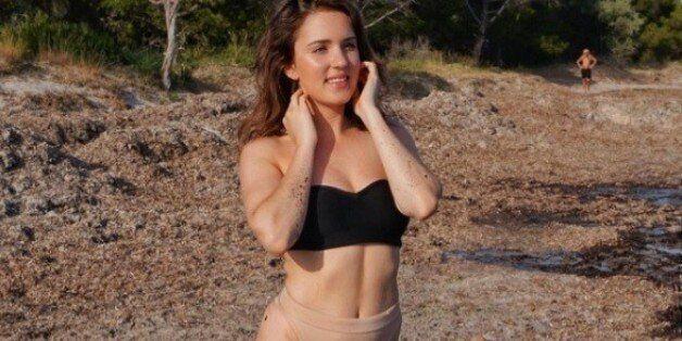 Μια fitness blogger έδειξε με τον πιο ειλικρινή τρόπο πώς βλέπουμε εμείς το σώμα μας και πώς το βλέπουν...