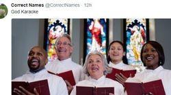 Ένας ξεκαρδιστικός λογαριασμός στο Twitter αποκαλύπτει τα πραγματικά ονόματα των πραγμάτων γύρω