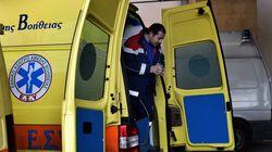 Πολύνεκρο τροχαίο δυστύχημα στην Κύμη: Τζιπ πέφτει από γκρεμό. Τρεις νεκροί, δύο σοβαρά