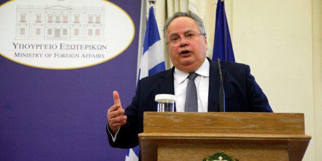Κοτζιάς: Ελληνική και Κυπριακή Δημοκρατία θα συνεχίσουν ενωμένες τον τιτάνιο αγώνα τους για τα δίκαια...