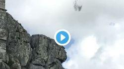 Βίντεο: Το πιο...αλλοπρόσαλλο «UFO» που έχετε δει αντίκρισαν περαστικοί στη