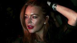 Βίντεο: Η Lindsay Lohan προτιμά τη Μύκονο από την Ίμπιζα και το δείχνει με ένα καπέλο