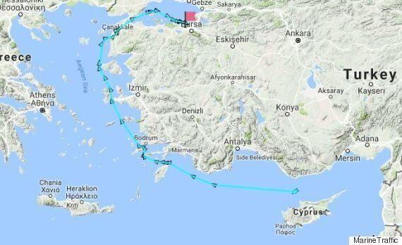 Κλίμα έντασης στην κυπριακή ΑΟΖ, εν μέσω υψηλών τόνων από την