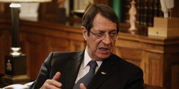 Αναστασιάδης: «Συνεχίζουμε με τις γεωτρήσεις, έχουμε πάρει σειρά