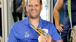 Χάλκινο μετάλλιο ο Ζησίδης στο