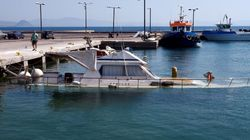 Τσιμεντένια ράμπα θα κατασκευαστεί στο λιμάνι της