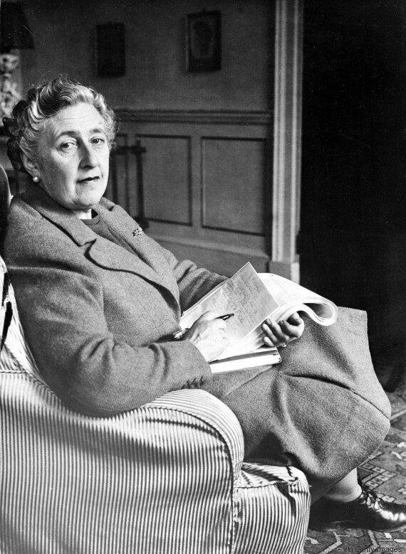 Όταν η Agatha Christie απαίτησε -και δικαίως- να ρετουσάρουν τις φωτογραφίες της στα βιβλία