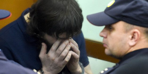 Zaur Dadayev, one of five men convicted of organising and carrying out the contract killing of opposition...