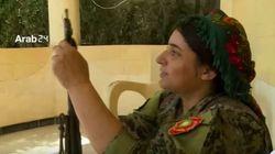 Γυναίκα Γιαζίντι επιστρέφει στο βόρειο Ιράκ για να εκδικηθεί το