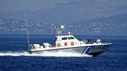 Σκάφος με μετανάστες και πρόσφυγες εντοπίστηκε ανατολικά της