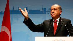 «Δεν θα μείνουμε θεατές» λέει ο Ερντογάν κάνοντας λόγο για «αδιάλλακτη» στάση της ελληνοκυπριακής