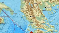 Σεισμός 4,5 Ρίχτερ κοντά στη