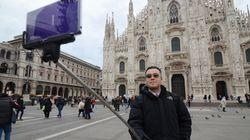 Το Μιλάνο απαγορεύει τη χρήση των selfie