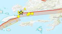 ΑΠΘ: Με ιστορικούς σεισμούς συνδέεται το ρήγμα που προκάλεσε το σεισμό στην