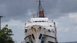 Τα πλοία που δίνουν ζωή στην άγονη