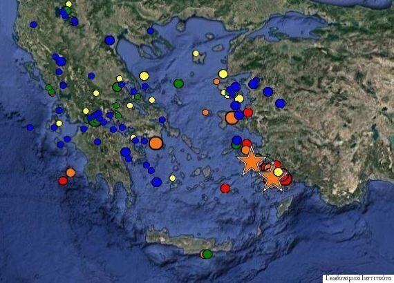 Σεισμός 6,6 Ρίχτερ στην Κω. Δύο νεκροί, αρκετοί