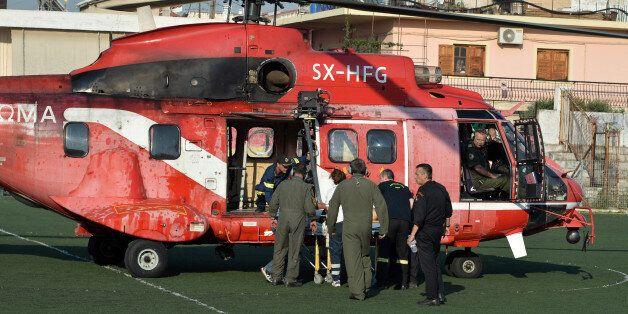 Κρίσιμη η κατάσταση του πυροσβέστη που τραυματίστηκε σοβαρά στην πυρκαγιά του Ζευγολατιού