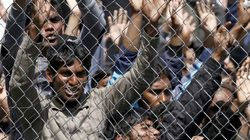 Σε απεργία πείνας στη Μόρια. Οι άθλιες συνθήκες διαβίωσης των προσφύγων θυμίζουν