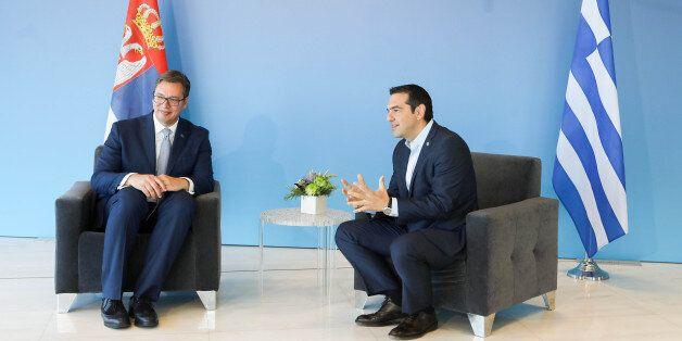 Υπογραφή συμφωνιών Ελλάδας- Σερβίας σε ενέργεια, μεταφορές, δίκτυα και