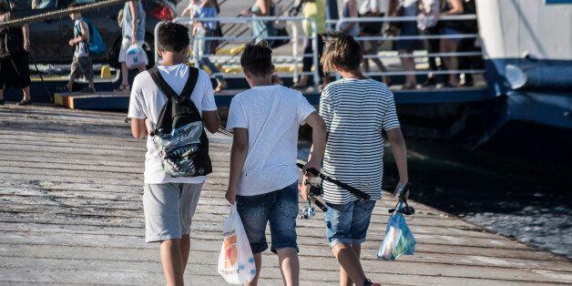 ΠΕΝΕΝ: Σε 24ωρες απεργιακές κινητοποιήσεις οι ναύτες στο λιμάνι της