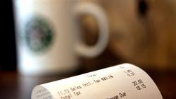 Ένα σημαντικό μήνυμα για το μεταναστευτικό στην απόδειξη καφετέριας στο Λος