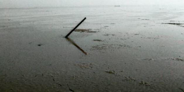 Broomway ή «μονοπάτι του θανάτου». Ένας δρόμος χαραγμένος πάνω στα νερά του