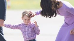 Γιατί ο πρίγκιπας George φοράει πάντα κοντό παντελόνι; Οι ενδυματολογικοί κανόνες της βασιλικής