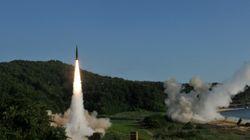 Εκτοξεύσεις πυραύλων από ΗΠΑ και Νότια Κορέα- απάντηση στη βορειοκορεατική