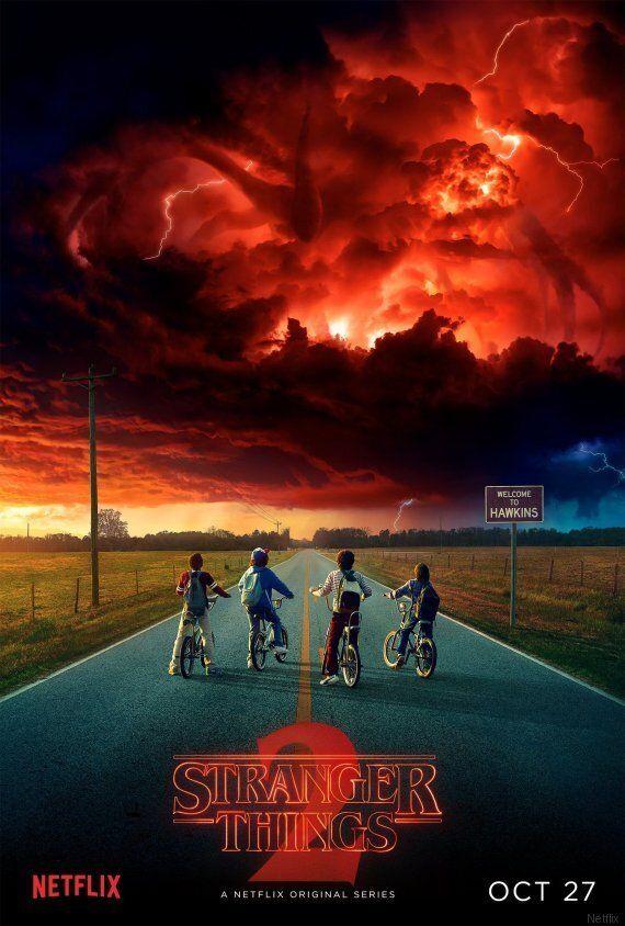 Έχουμε και αφίσα και teaser και ημερομηνία για το Stranger Things
