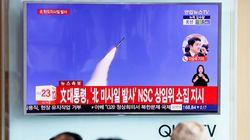 Εκτόξευση βαλλιστικού πυραύλου από τη Βόρεια