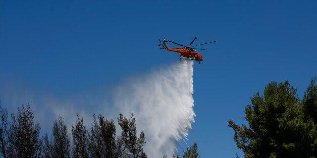 Υπό μερικό έλεγχοι οι πυρκαγιές σε Αττική και Μεσσηνία. Νέα φωτιά στο Ηράκλειο