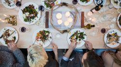 Δείπνο με φίλους; 21 ιδέες για να διακοσμήσετε το τραπέζι