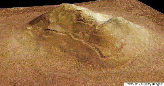 Νέο «πρόσωπο στον Άρη» βρήκε η NASA (αλλά αυτή τη φορά δεν είναι μυστηριώδες, μα