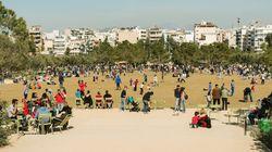 Κάτω από τη βάση παίρνει το αστικό πράσινο στην Ελλάδα: Δείτε τις βαθμολογίες των