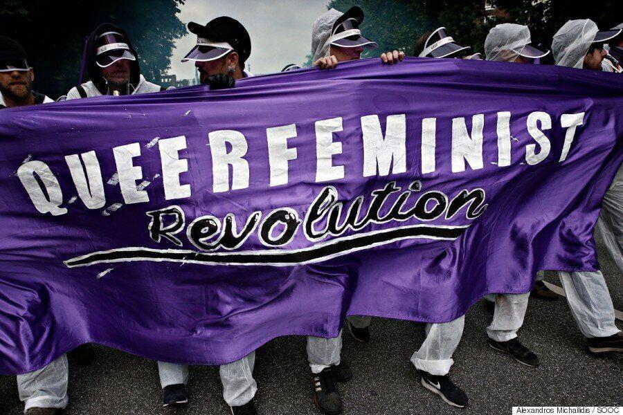 Πεδίο μάχης κατά του καπιταλισμού το Αμβούργο. Κλεφτοπόλεμος διαδηλωτών με τους αστυνομικούς, ζημίες,...