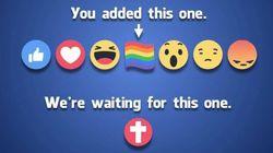 Χριστιανοί ζητούν από το Facebook να προσθέσει στις αντιδράσεις το σταυρό, ως απάντηση στη σημαία των