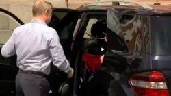 «Σε ποιον/ ποια κάνει τον σοφέρ ο Πούτιν;»: «Μυστήριο» από την επίσκεψή του σε μοναστήρι (και η