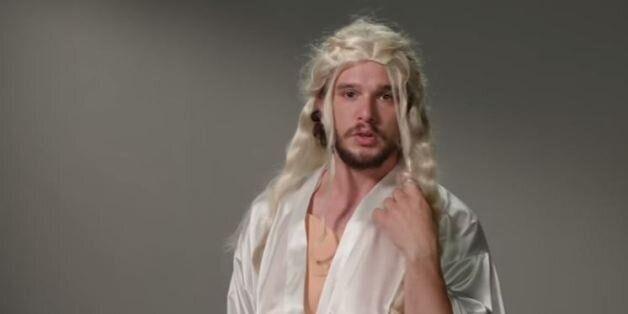 Ευτυχώς που ο Kit Harington πήρε τον ρόλο του Jon Snow, γιατί είδαμε πως τα πήγε στις οντισιόν για άλλους
