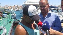 «Οι άνθρωποι δεν μας έβλεπαν, ξεψάριζαν»: Η μαρτυρία του υποπλοιάρχου της υδροφόρας στην