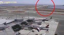 Τρόμος από τον αέρα: Νέο βίντεο από τη συντριβή του αεροπλάνου της Asiana Airlines στο Σαν Φρανσίσκο το